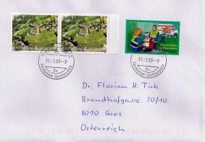 Liechtenstein 090331