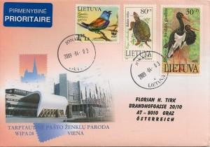 Lithuania 090403