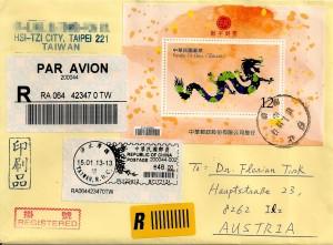 Taiwan 130115