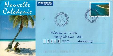 New Caledonia 130521