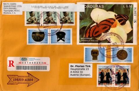 Honduras 130902