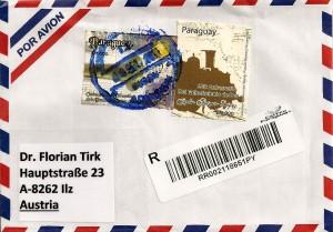 Paraguay 130918