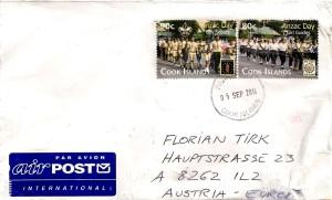 Cook Islands 140905