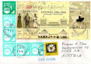 Estonia 150112