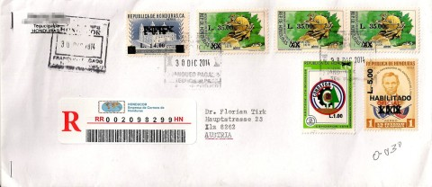Honduras 141230