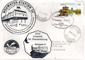 German Antarctic Station 150201