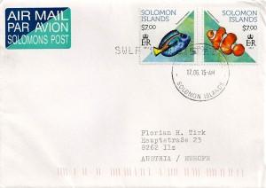 Solomon Islands 150617