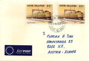 Cook Islands 150821