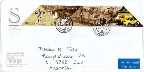 Mauritius 150722